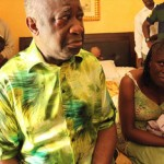 Gbagbo and his wife under arrest and in the hands of his opponents