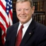 US Senator Inhofe